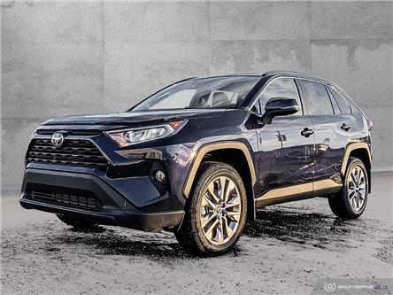 2021 Toyota RAV4 XLE (Stk: 2120) in Dawson Creek - Image 1 of 25