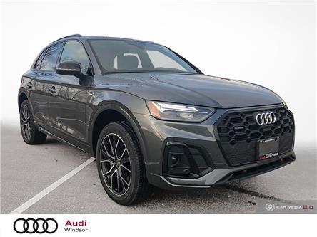 2021 Audi Q5 45 Progressiv (Stk: 21042) in Windsor - Image 1 of 30