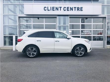 2018 Acura MDX Elite Package (Stk: 20P164) in Kingston - Image 1 of 11