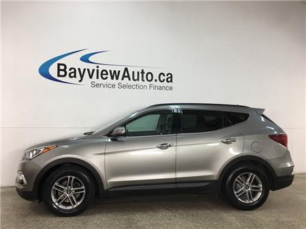 2018 Hyundai Santa Fe Sport 2.4 Luxury (Stk: 37353J) in Belleville - Image 1 of 30