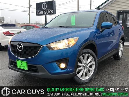 2013 Mazda CX-5 GT (Stk: CG0108) in Kemptville - Image 1 of 30