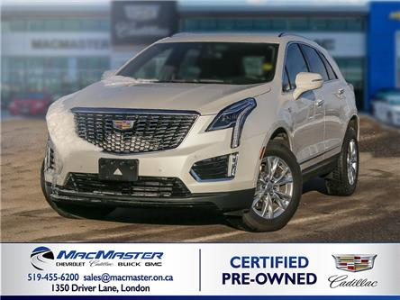 2020 Cadillac XT5 Luxury (Stk: 200842PA) in London - Image 1 of 10