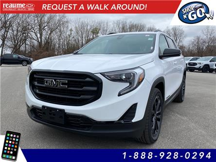 2021 GMC Terrain SLE (Stk: 21-0139) in LaSalle - Image 1 of 9