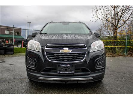 2015 Chevrolet Trax 1LT (Stk: N06-7740A) in Chilliwack - Image 1 of 18
