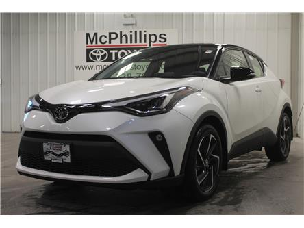 2021 Toyota C-HR Limited (Stk: 1100526) in Winnipeg - Image 1 of 18