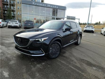 2021 Mazda CX-9 Kuro Edition (Stk: N6246) in Calgary - Image 1 of 4