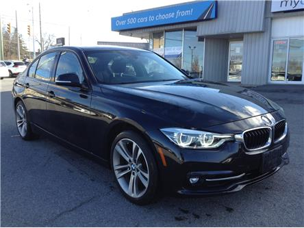 2017 BMW 330i XDRIVE 330i XDRIVE (Stk: 201267) in Kingston - Image 1 of 24