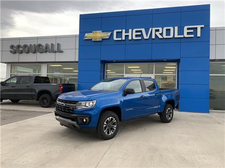 2021 Chevrolet Colorado Z71 (Stk: 222639) in Fort MacLeod - Image 1 of 17