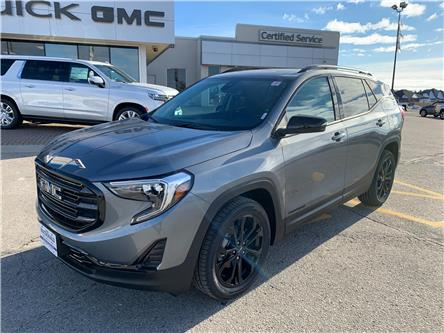 2021 GMC Terrain SLE (Stk: 47202) in Strathroy - Image 1 of 7