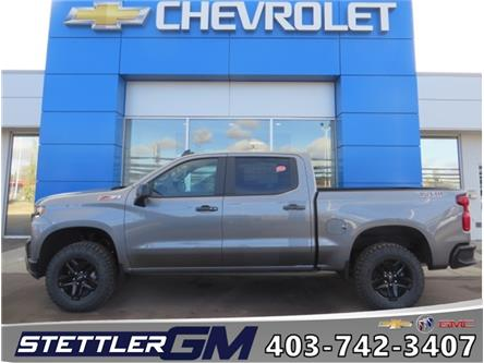 2021 Chevrolet Silverado 1500 LT Trail Boss (Stk: 21017 DEMO) in STETTLER - Image 1 of 20