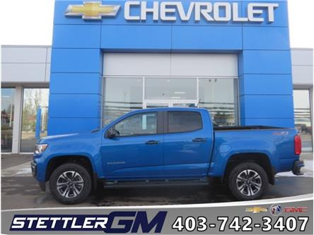 2021 Chevrolet Colorado Z71 (Stk: 21021) in STETTLER - Image 1 of 19