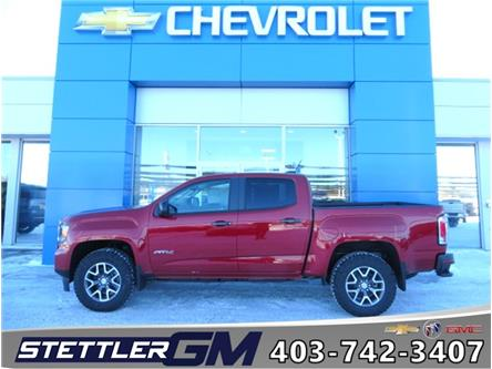 2021 GMC Canyon  (Stk: 21024) in STETTLER - Image 1 of 20