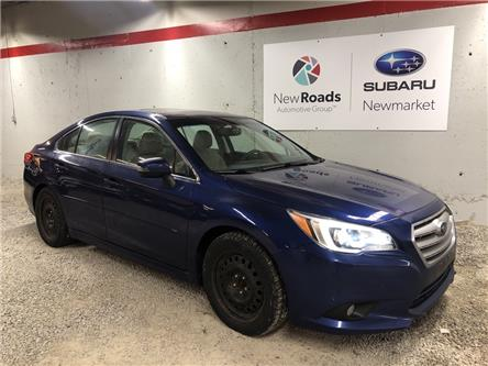 2017 Subaru Legacy 2.5i Limited (Stk: S20340A) in Newmarket - Image 1 of 5