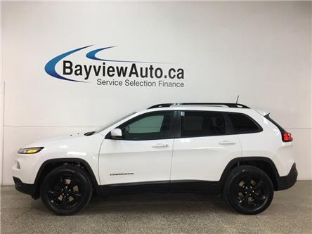 2018 Jeep Cherokee LIMITED (Stk: 37195JA) in Belleville - Image 1 of 24