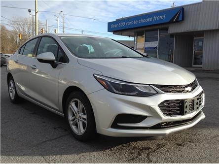 2017 Chevrolet Cruze LT Auto (Stk: 201281) in Kingston - Image 1 of 25