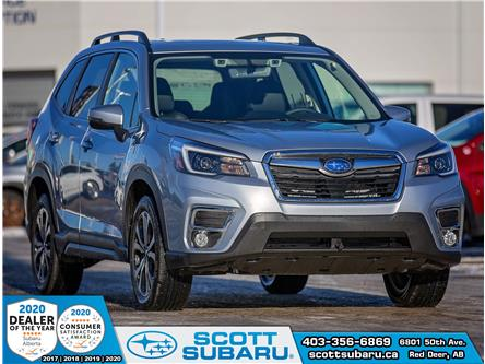 2021 Subaru Forester Limited (Stk: 420493) in Red Deer - Image 1 of 22