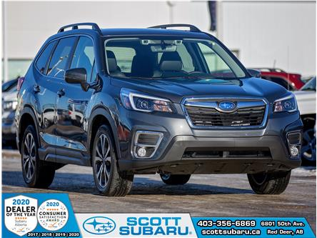 2021 Subaru Forester Limited (Stk: 423439) in Red Deer - Image 1 of 22