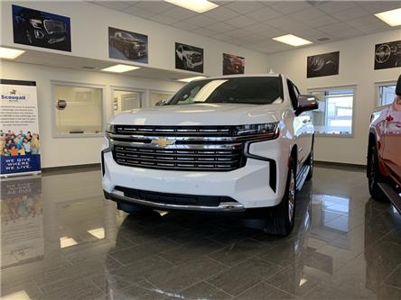 2021 Chevrolet Suburban Premier (Stk: 222109) in Fort MacLeod - Image 1 of 16