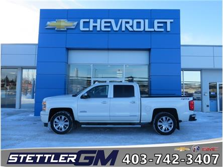 2015 Chevrolet Silverado 1500 High Country (Stk: 21004A) in STETTLER - Image 1 of 22