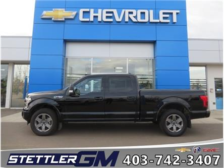 2018 Ford F-150  (Stk: 46281A) in STETTLER - Image 1 of 20