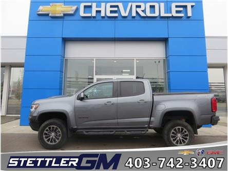 2018 Chevrolet Colorado ZR2 (Stk: 46287A) in STETTLER - Image 1 of 18