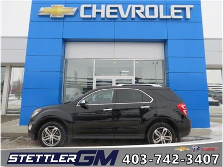 2017 Chevrolet Equinox Premier (Stk: 46289) in STETTLER - Image 1 of 19