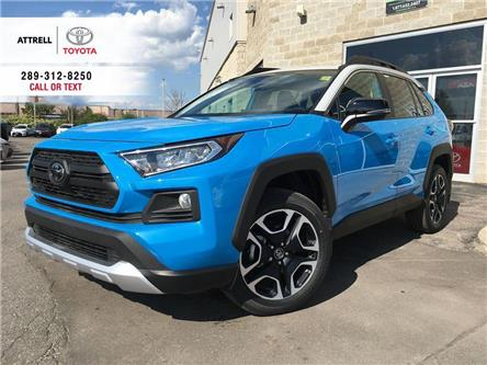2021 Toyota RAV4 AWD TRAIL (Stk: 48614) in Brampton - Image 1 of 26