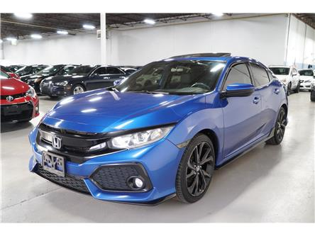 2017 Honda Civic Sport (Stk: TRD569) in Vaughan - Image 1 of 25