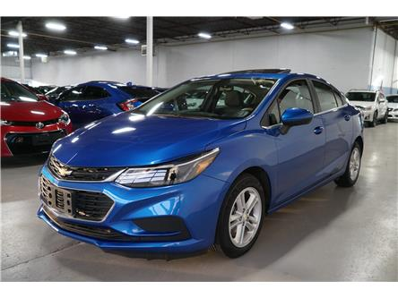 2017 Chevrolet Cruze LT Auto (Stk: 509990) in Vaughan - Image 1 of 31