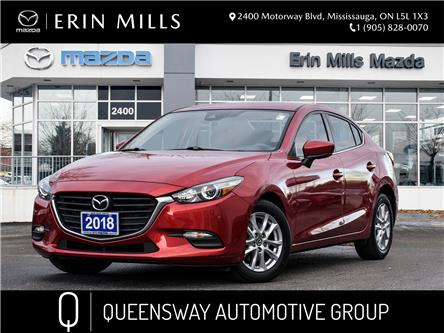 2018 Mazda Mazda3 GS (Stk: 21-0195A) in Mississauga - Image 1 of 29