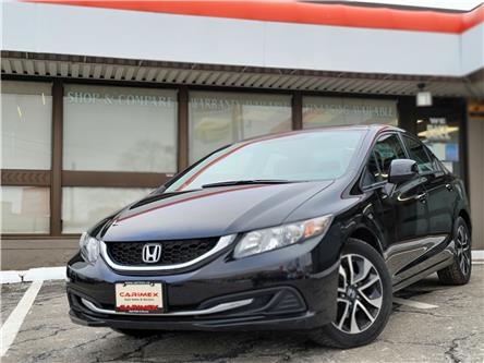 2013 Honda Civic EX (Stk: 2011367) in Waterloo - Image 1 of 21