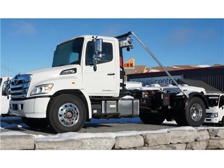 2021 Hino L7 - 187 w/XR10.36 Multilift Hooklift and Tarp Sys  (Stk: HLTW16060) in Barrie - Image 1 of 11