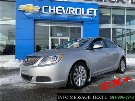 2017 Buick Verano Base (Stk: 21011A) in Ste-Marie - Image 1 of 26