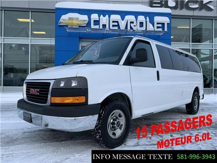 2017 GMC Savana 3500 LT (Stk: X8376) in Ste-Marie - Image 1 of 29