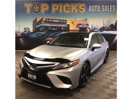 2018 Toyota Camry XSE (Stk: 500855) in NORTH BAY - Image 1 of 28