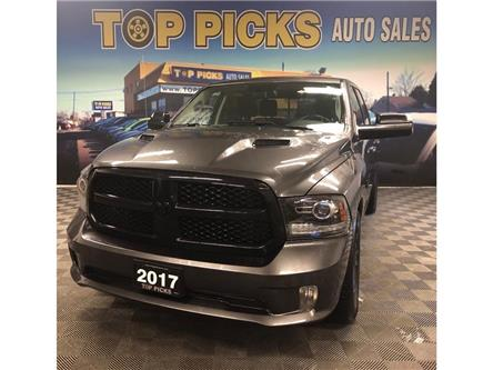 2017 RAM 1500 Sport (Stk: 647426) in NORTH BAY - Image 1 of 29