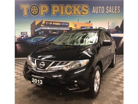 2013 Nissan Murano SV (Stk: 313390) in NORTH BAY - Image 1 of 29
