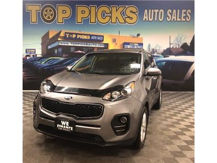 2017 Kia Sportage LX (Stk: 263738) in NORTH BAY - Image 1 of 28