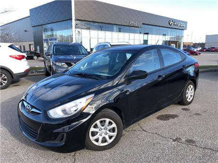 2014 Hyundai Accent GL (Stk: 36309A) in Brampton - Image 1 of 9