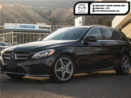 2018 Mercedes-Benz C-Class Base (Stk: P3356) in Kamloops - Image 1 of 37