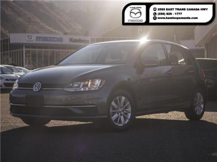 2019 Volkswagen Golf 1.4 TSI Comfortline (Stk: P3377) in Kamloops - Image 1 of 34