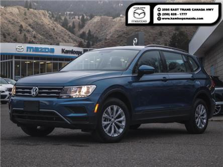 2020 Volkswagen Tiguan Trendline (Stk: P3378) in Kamloops - Image 1 of 35