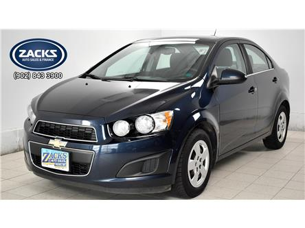 2016 Chevrolet Sonic LT Auto (Stk: 74783) in Truro - Image 1 of 30