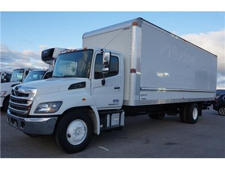 2017 Hino 338  (Stk: ST3S13020T) in Barrie - Image 1 of 12
