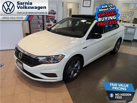 2020 Volkswagen Jetta Highline (Stk: v20100) in Sarnia - Image 1 of 14