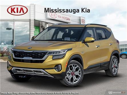 2021 Kia Seltos SX Turbo (Stk: SE21086) in Mississauga - Image 1 of 12