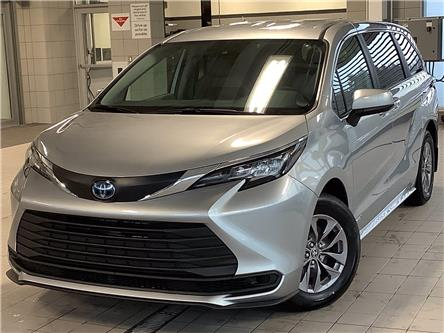 2021 Toyota Sienna Hybrid LE FWD (Stk: 22540) in Kingston - Image 1 of 27