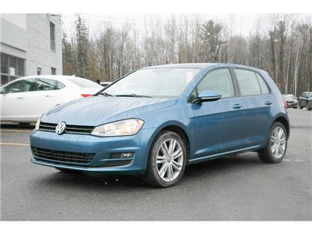 2017 Volkswagen Golf  (Stk: 20960A) in Gatineau - Image 1 of 20