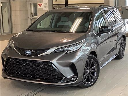 2021 Toyota Sienna Hybrid XSE Technology FWD (Stk: 22542) in Kingston - Image 1 of 30