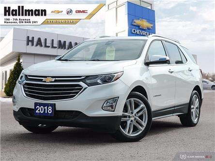 2018 Chevrolet Equinox Premier (Stk: P1700) in Hanover - Image 1 of 26